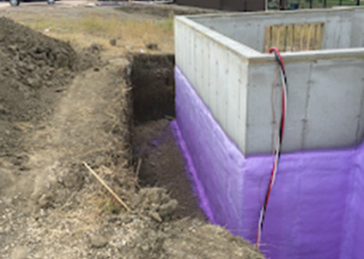exterior foundation spray