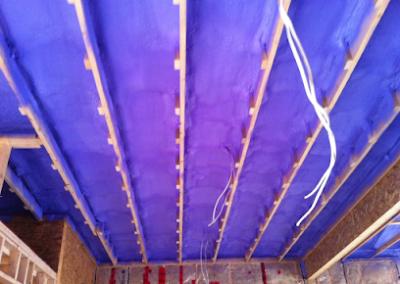 ceiling spray
