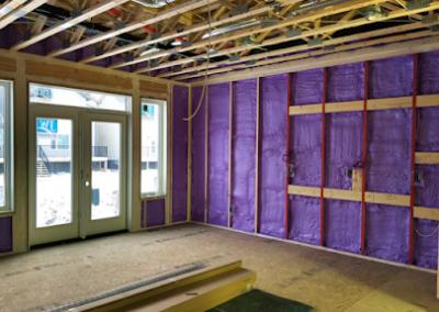 new home interior wall spray