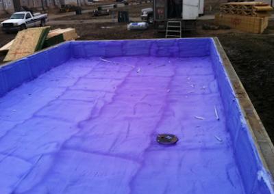foundation floor spray