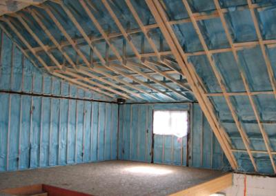 Loft interior spray