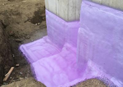exterior foundation spray