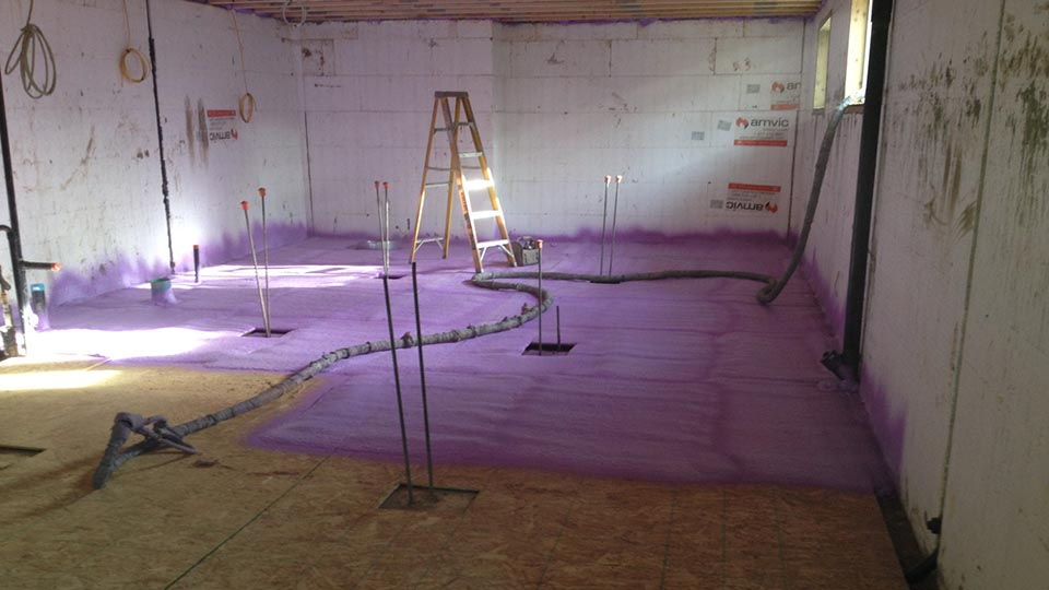 Spray Jones Inc-Regina-Under Slab 2