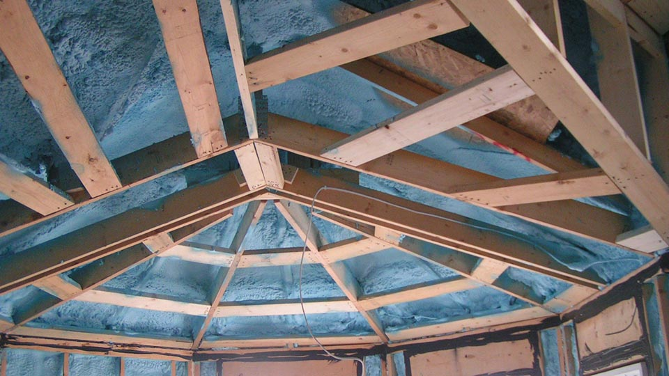 circular roof